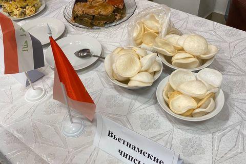International Dinner 6