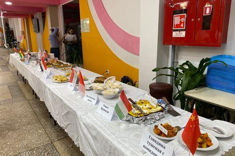 International Dinner 5