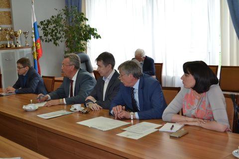 Заседание советов ректоров вузов УР 5