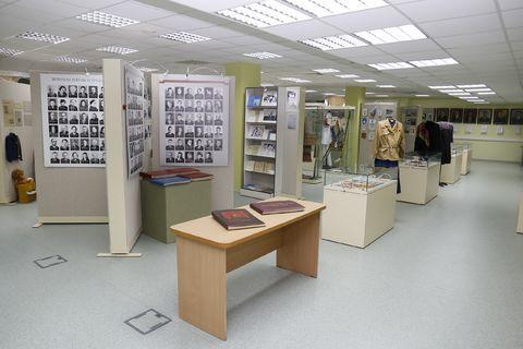 Научно-образовательный и экспозиционный центр УдГУ
