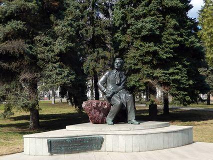 Памятник Кузебаю Герду