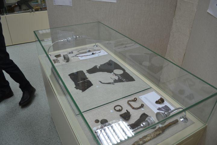 Музейные экспонат