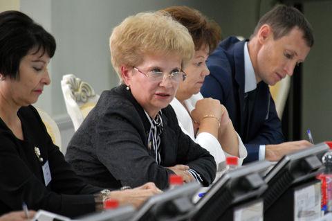 ректор УдГУ Галина Витальевна