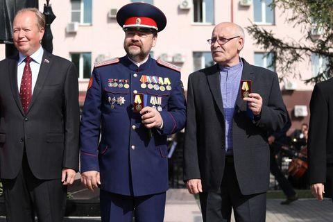 Открытие памятнику Чайковскому 7