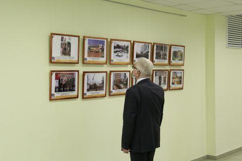 Выставка к 90-летию УГПИ-УдГУ 5