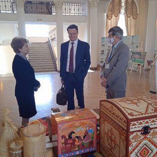 Выставка в Минобрнауки 2
