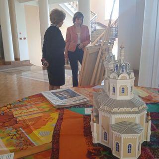 Выставка в Минобрнауки 4