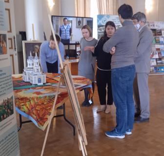 Выставка достижений УдГУ в Минобрнауки России