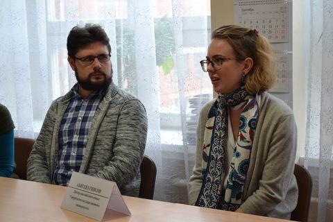 Встреча с лекторами иностранных языков 2